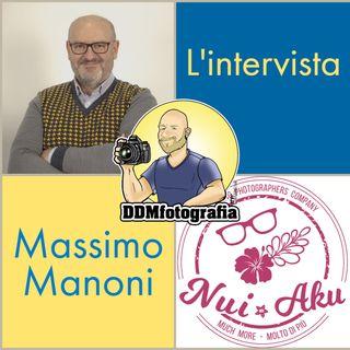 #37 Intervista: Massimo Manoni