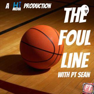 The Foul Line: Half Time Show Live January 2021