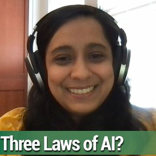 This Week in Enterprise Tech 464: Three Laws of AI?