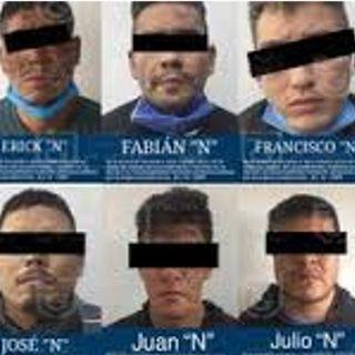 Bloquean 127 cuentas de implicados en atentado contra Harfuch