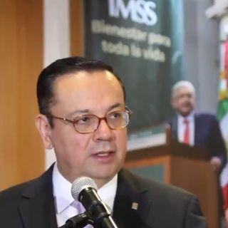 Germán Martínez acusa a Hacienda de tener injerencias neoliberales