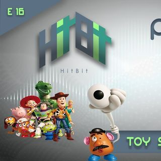 Episodio 016 - Toy Story - Parte 1