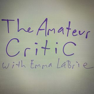 The Amateur Critic