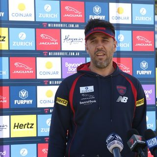 @Melbourne Football Club backline coach @Troy Chaplin says the Demons are ready go for the @AFL Grand Final