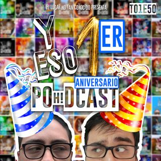 #Ep 050 UN AÑO POH!