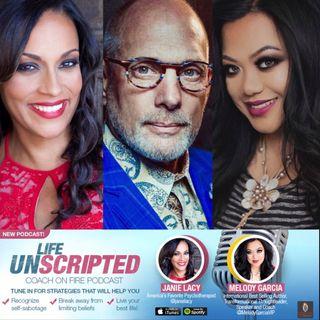 Life Unscripted interviews, Author, Speaker, Filmmaker, Greg Reid