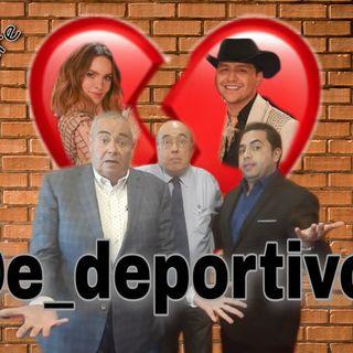 """Llegamos al viernes con la noticia """"Que Dice mi mamá que siempre no"""" en Espacio Deportivo de la Tarde 14 de Agosto 2020"""