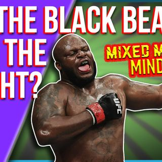 Mixed Martial Mindset: Lewis Looks Impressive But Can He Lose The Weight