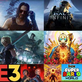 SDW Ep. 43: E3 Day 1 - Microsoft, Square Enix, & Bethesda