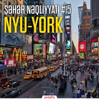 Şəhər nəqliyyatı #15 - Nyu York