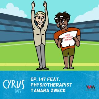 Ep. 147 feat. Physiotherapist Tamara Zweck