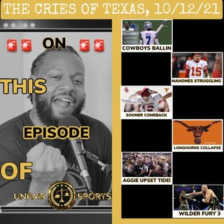 The Cries Of Texas