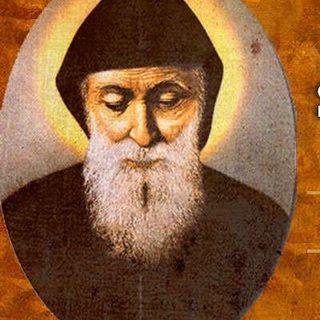 San Sarbelio Makhluf, presbítero