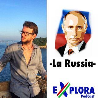 Chiacchiere: Ep.26 con Davide Bella, La Russia