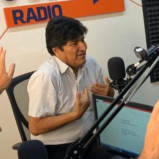 Bolivia emite orden de aprehensión contra Evo Morales