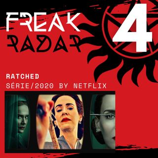 """004 - Ratched - Prelúdio de """"Um Estranho no Ninho"""""""