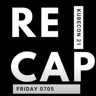 #58 KubeCon Europe 2021 recap