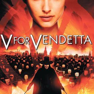 Monologo di V per Vendetta interpretato da Stephania Giacobone