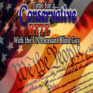 Unpleasant Blind Guy Conservative Byte  11/21/15 - Resolve