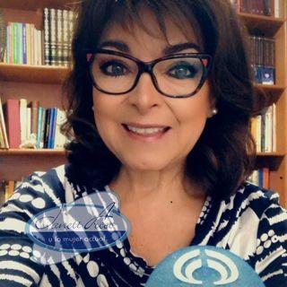 """""""Tu cuerpo habla, lo que tu boca calla"""". Escucha a Martha Sánchez Navarro, psicóloga y reiki master"""