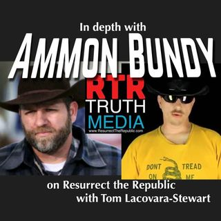Ammon Bundy In Depth Interview on Resurrect the Republic