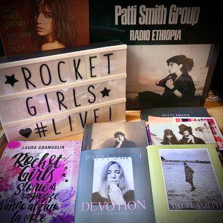 Rocket Girls - #1. Patti Smith e la disparità di genere nell'industria musicale.