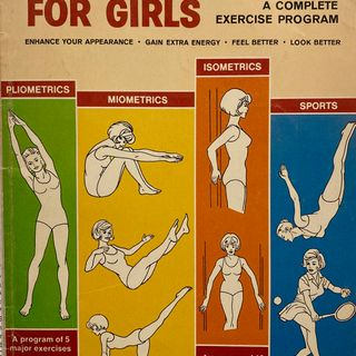 Physical Fitness for Girls in 1967