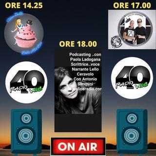 "Radio 40 ""Forty Prime Time"" Giovedì Pom. 18/02/2021"