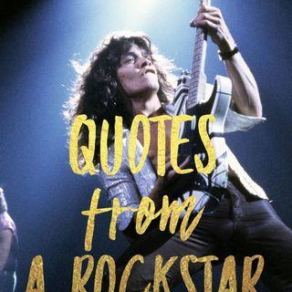 #282 Quotes From A Rockstar (Eddie Van Halen)