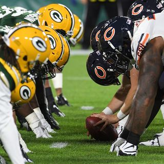 #193 Chicago Bears vs Green Bay Packers preview, NFL week 6 picks
