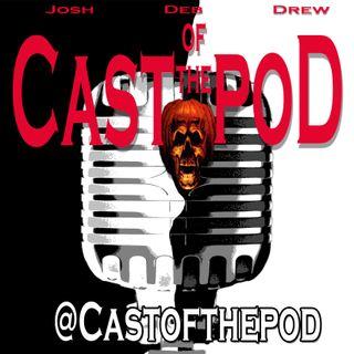 Cast of the Pod S01 EP02 Halloween 2