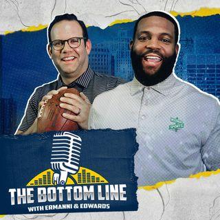 Best Selling Author John U. Bacon Joins, MSU Athletics Get NIL Deal, Best NFL Week 1 Games | The Bottom Line