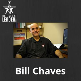 Episode 033 - Eastern Washington University Director of Athletics Bill Chaves
