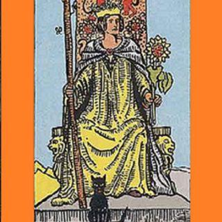 değnek kraliçesi ruhsallığı anlatıyor
