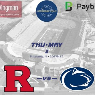 Rutgers vs #1 Penn State - 1st Big Ten Semi-Final