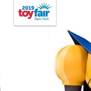 Episode 176 – Toy Fair 2019
