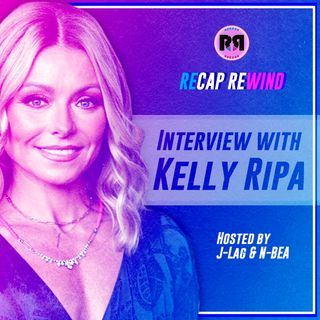 *SPECIAL* Riverdale Interview with Kelly Ripa // RECAP REWIND //