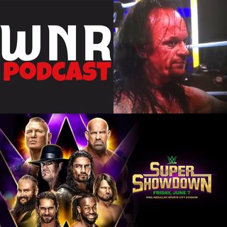 WNR226 WWE SUPER SHOW DOWN
