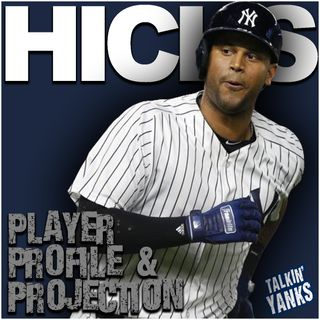 60 | Player Profile & Projection: Aaron Hicks