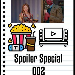 SPOILER SPECIAL #002: WANDAVISION