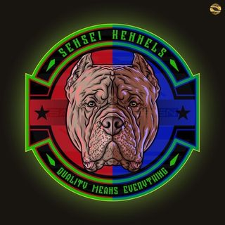 The Best Breed With Sensei Kennels!