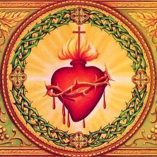 Sagrado Corazón de Jesús, en Vos confío
