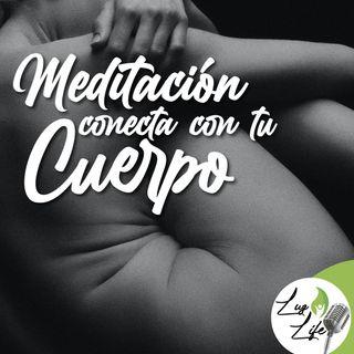Meditación Conecta con tu Cuerpo