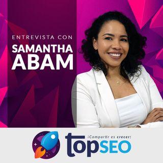 🥇ASO (App Store Optimization) con Samantha Abam