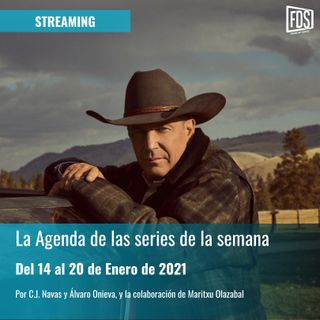 Streaming: Agenda de Series del 14 al 20 de Enero de 2021