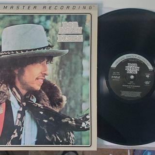 Bob Dylan - Sides 1,2,3 & 4 Desire (1976) MoFi 45rpm 2LP pressing # 1108 for sale on ebay User ID: plantlover6