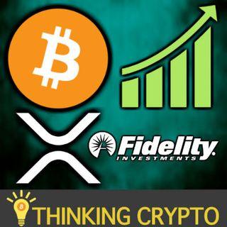 BITCOIN Pumps - Rakuten Crypto Exchange Live - Fidelity XRP - Santander Ripple - BoA Crypto Patent