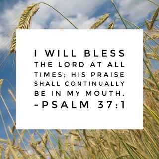 Praise Your Way Through!