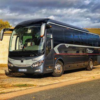 Alquiler de microbús para bodas en Madrid