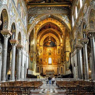 58 - Splendore e solennità nel Duomo di Monreale